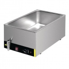 L310 Bains Marie with Tap (without pans)