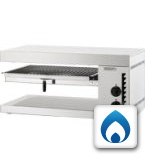 Gas Adjustable Salamander Grills