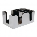 Bar Caddy Chrome