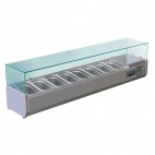 G610 Refrigerated Counter Top Prep/Servery