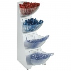 Four Tier Condiments Stand 530mm