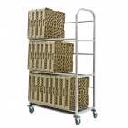 CF690 Drip Dry Trolley with Tray