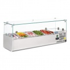 G608 Refrigerated Counter Top Prep/Servery