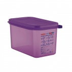 Silicone Gastronorm 4.3L Food Container