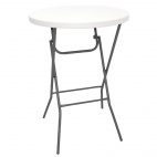 DL046 Foldaway Poseur Table