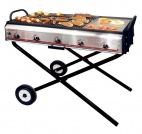Zenith 5 Catering Barbecue Grill