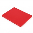 Gastronorm 1/2 Chopping Board Red 265x325x15mm