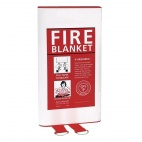 L973 Quick Release Fire Blanket