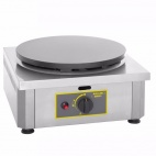 400 CSG Single LPG Gas Crepe Machine