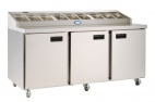FPS3HR Refrigerated Prep Counter