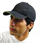 A941 Cool Vent Baseball Cap - Lime