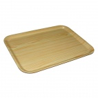 DP225 Rectangular Birch Tray
