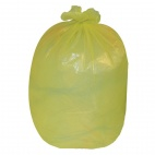 Refuse Sacks Yellow Pack of 200