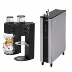 SP9 Twin Head Precision Brewer with Undercounter Boiler Unit