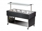 BB4-HOT Hot Buffet Display Cabinet