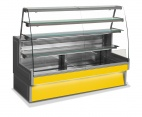 Rivo RIVO140-YELLOW Patisserie Serve Over Counter