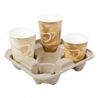 CD913 Cup Carry Trays