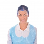A291 Hair Net - Light Blue