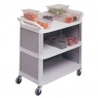 Rubbermaid Utility Trolleys