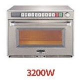 3200w Commercial Microwaves