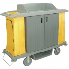 DL012 Housekeeping Trolley With Doors