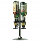 K476 Rotary 4 Bottle Stand