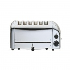 E972 6 Slot Bread Toaster