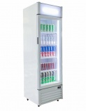 QR350 386 Ltr Upright Drinks Merchandiser