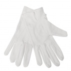 A545-L Ladies Waiting Gloves - White
