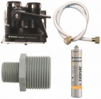 Filter Kit For Water Areas Under 180ppm (Includes Filter, Filter Head, Two Adaptors & Two Hoses)