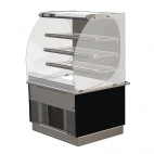 Drop In Slimline Multideck Self Service 600mm