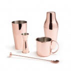 Copper Cocktail Making Set