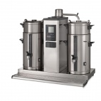 B40 Bulk Coffee Brewer with 2x40 Ltr Coffee Urns 3 Phase