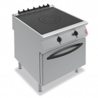 F900 G9181 Natural Gas Solid Top Range