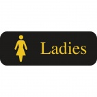 W332 Ladies Symbol Sign