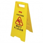 L416 Wet Floor Sign