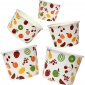 12oz Wax Ice Cream Cups (Pack of 1000) 12OZ-WAX-ICE-CREAM-CUPS